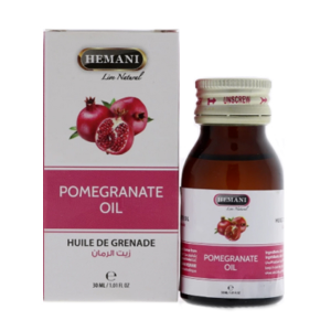 Хемани масло Граната , 30 мл. Hemani Pomegranate oil.